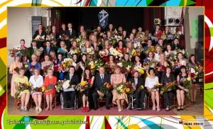 12. klašu izlaidums, Pļaviņu novada ģimnāzija, 2012