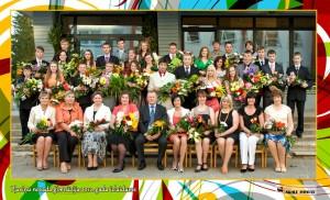 Izlaidums, 9.ab, Pļaviņu novada ģimnāzija, 2012