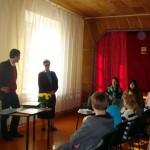 Unesco nedēļa Pļaviņu novada ģimnāzijas filiālē Odzienā