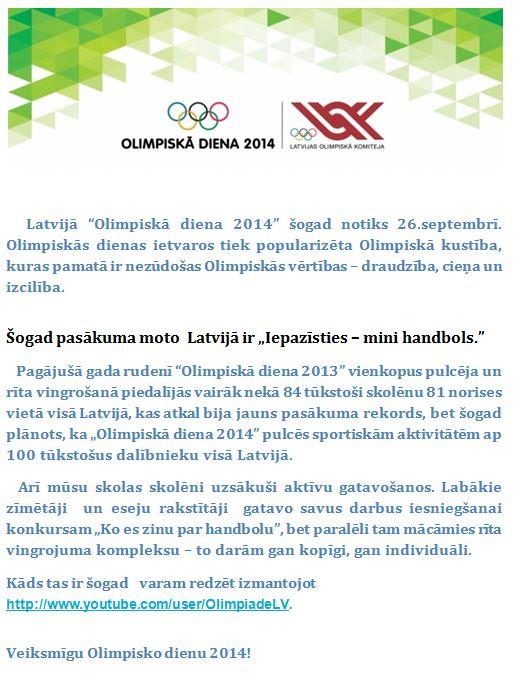 olimiskadiena