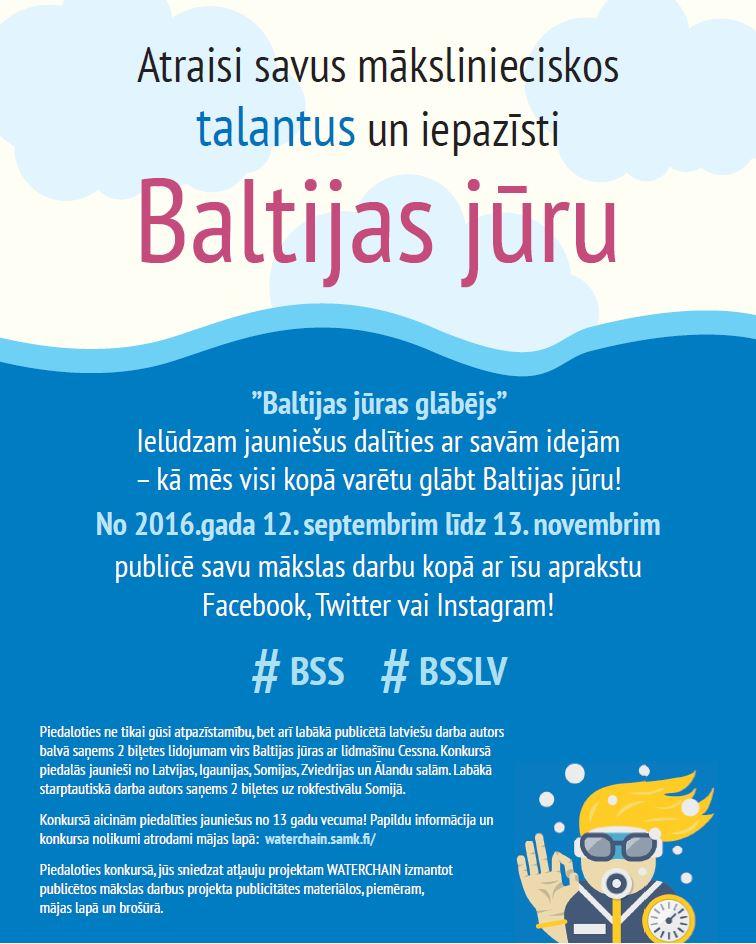 baltijas jūras glābējs