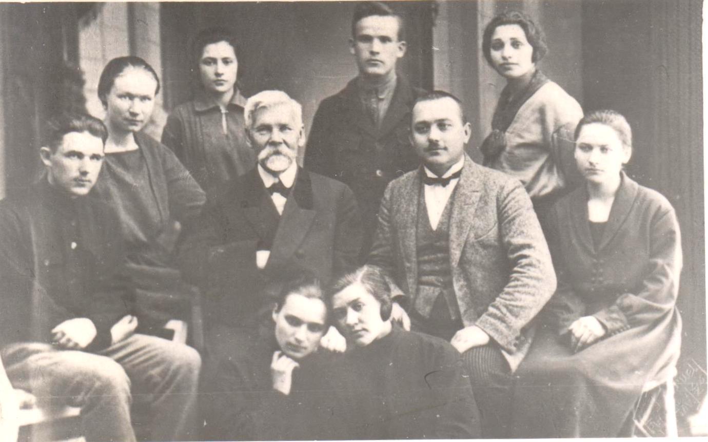 1924.g. kl.audz. Ernests Grāvītis