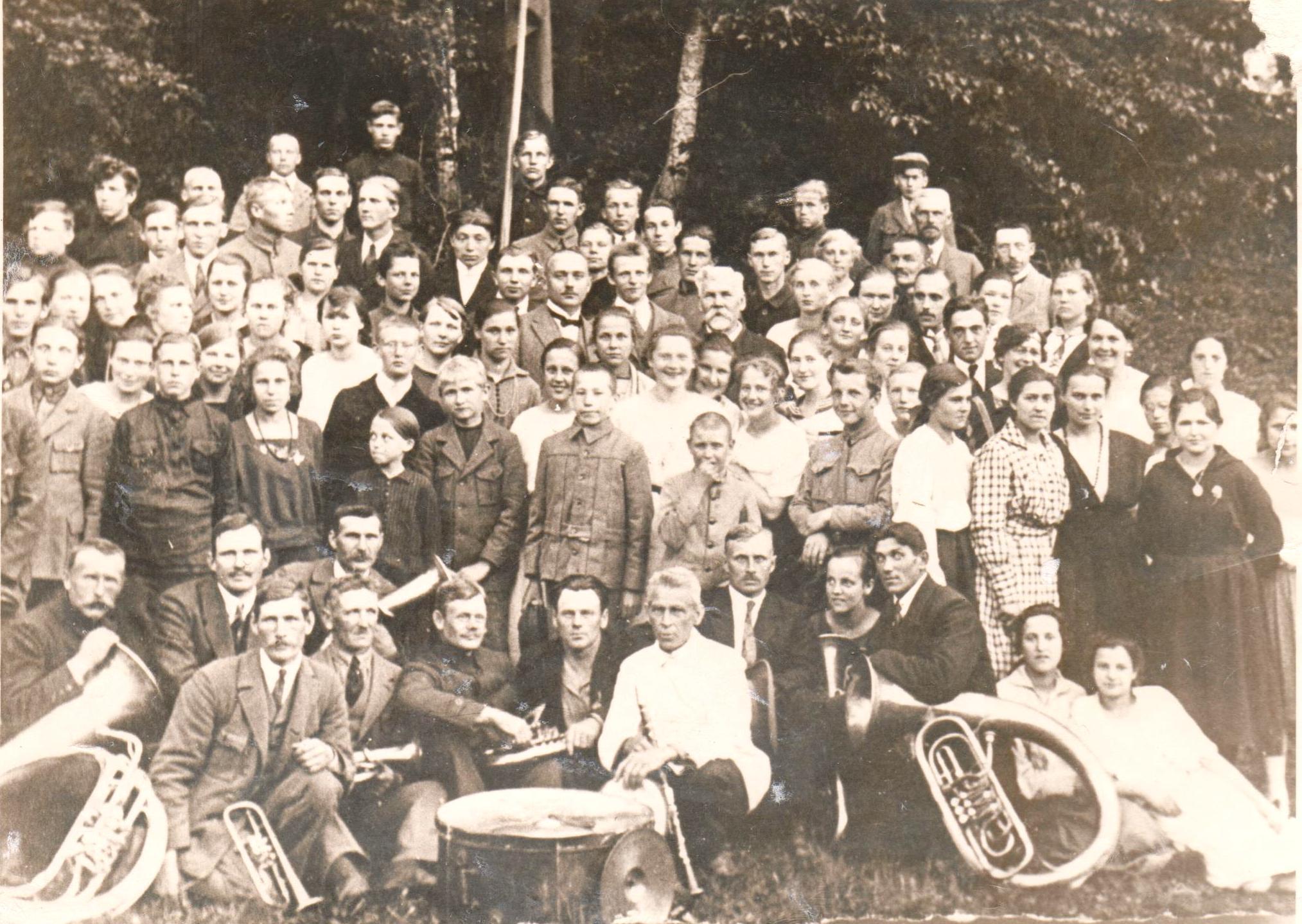 1926.gada izlaiduma kopskats