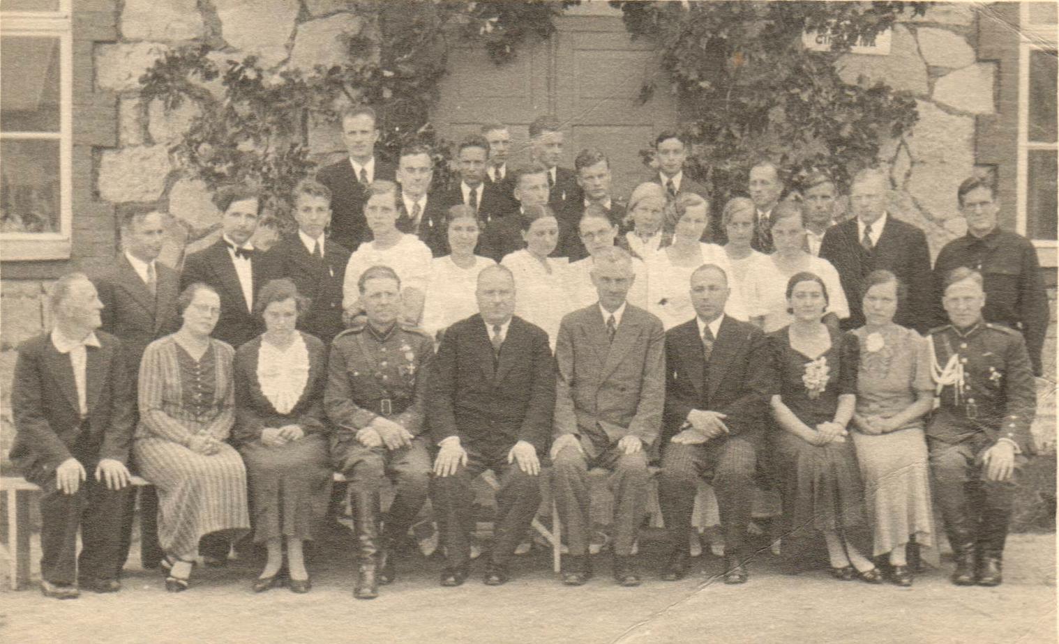 1937.gads audz. Nikolajs Kazeks
