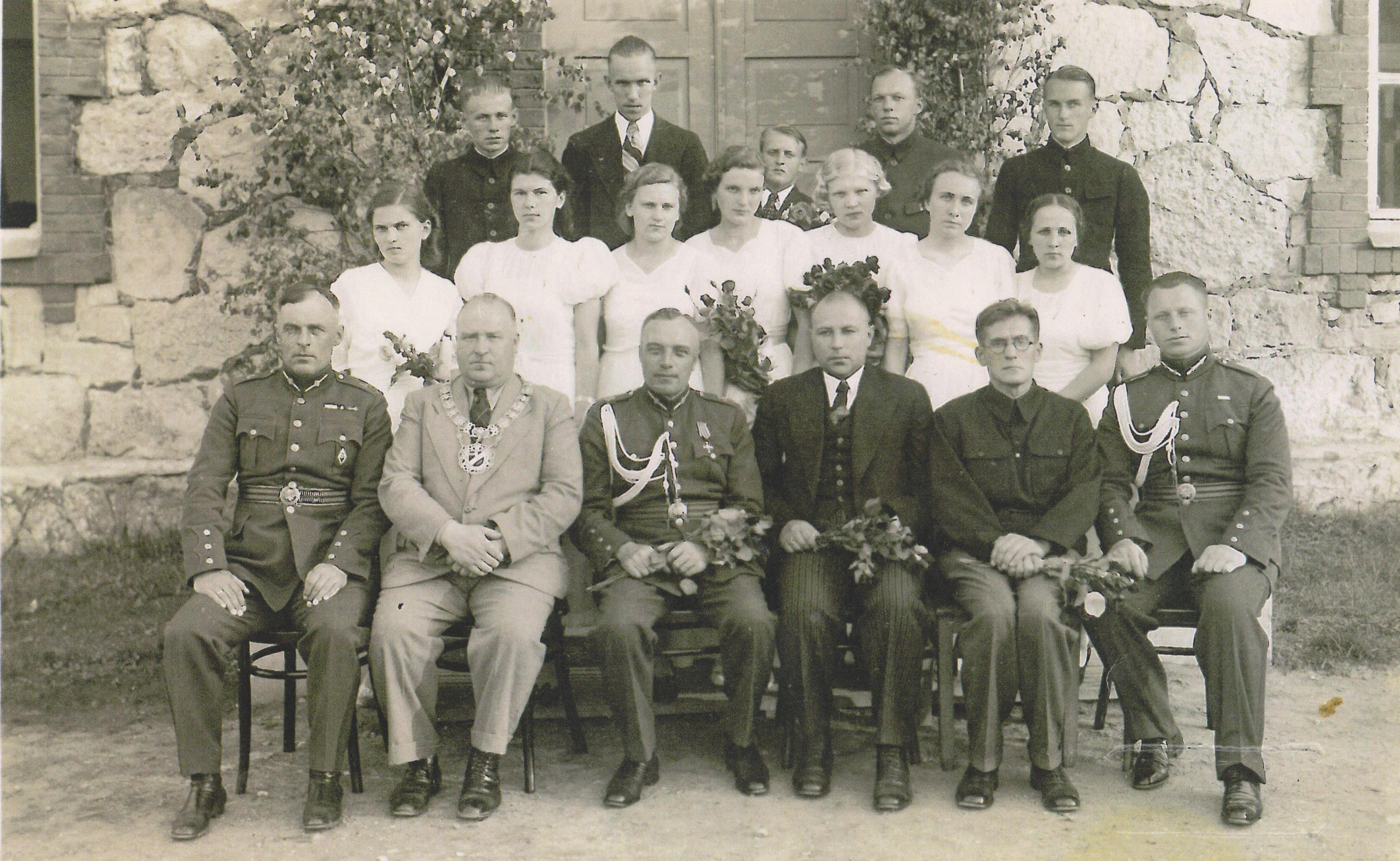 1939.gads audz. Voldemārs Jēkabsons