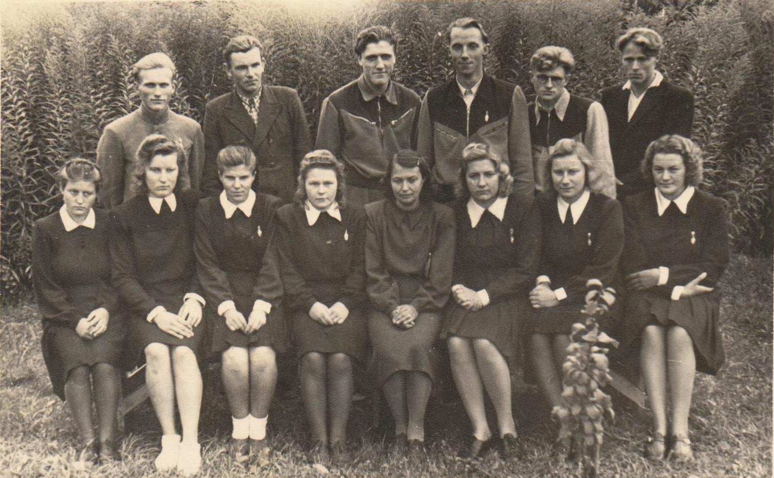 1950.gads kl.audz. Apolonija Grīvniece (1)