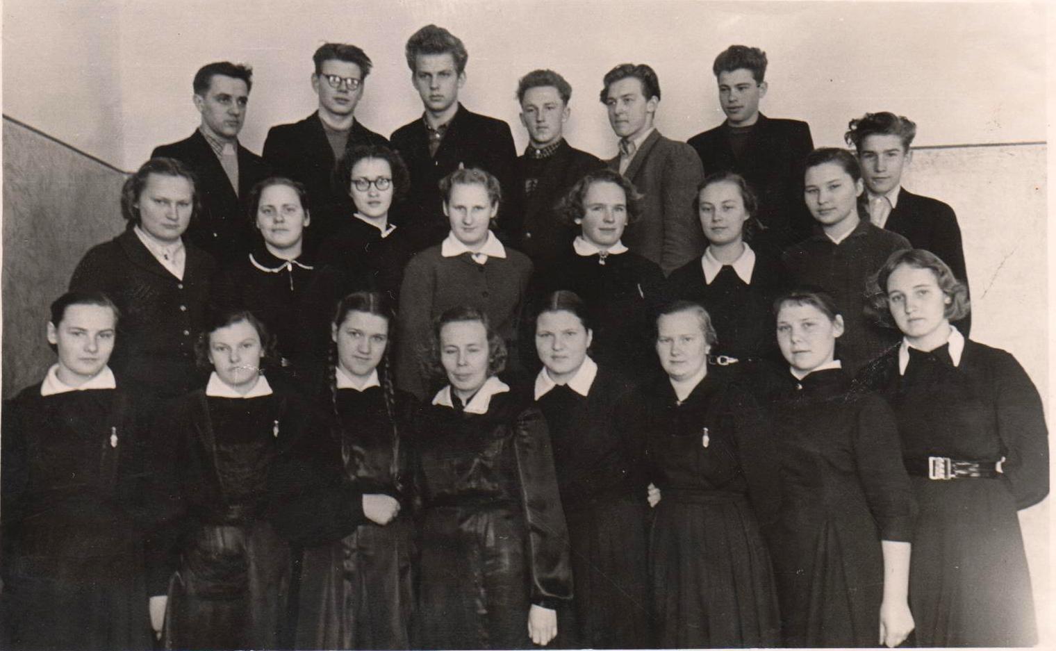 1959.kl.audz.Ausma Grīsle