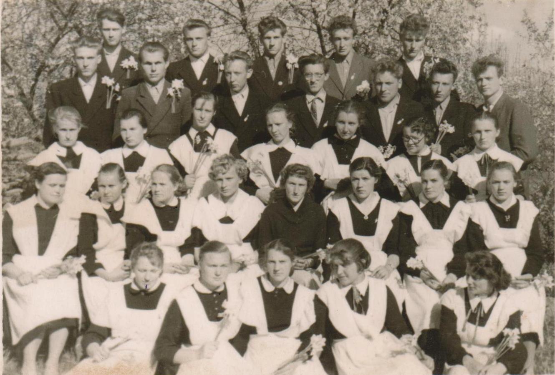 1960.gads kl.audz.Ārija Auziņa
