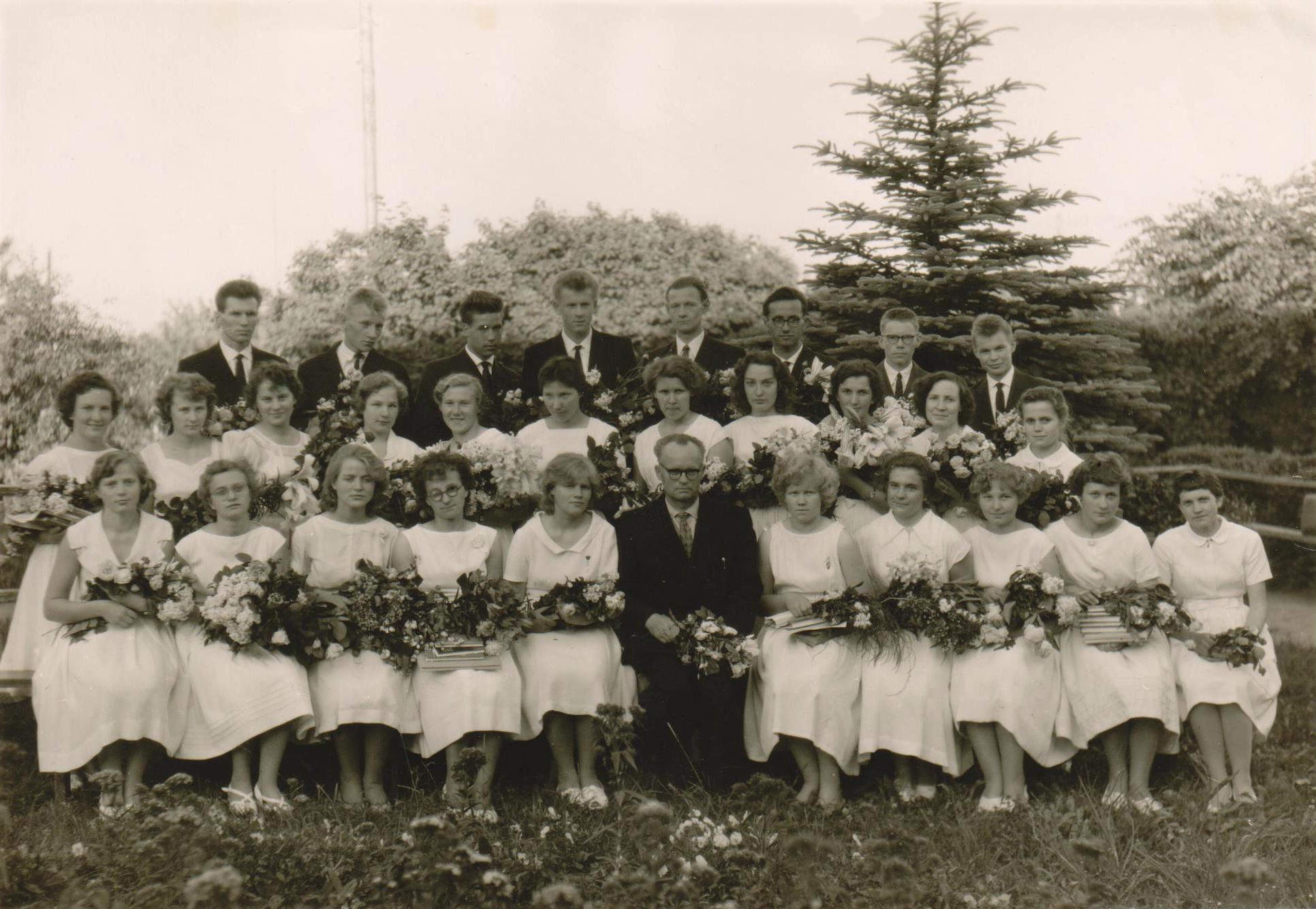 1961.gads kl.audz.Jānis Dudars