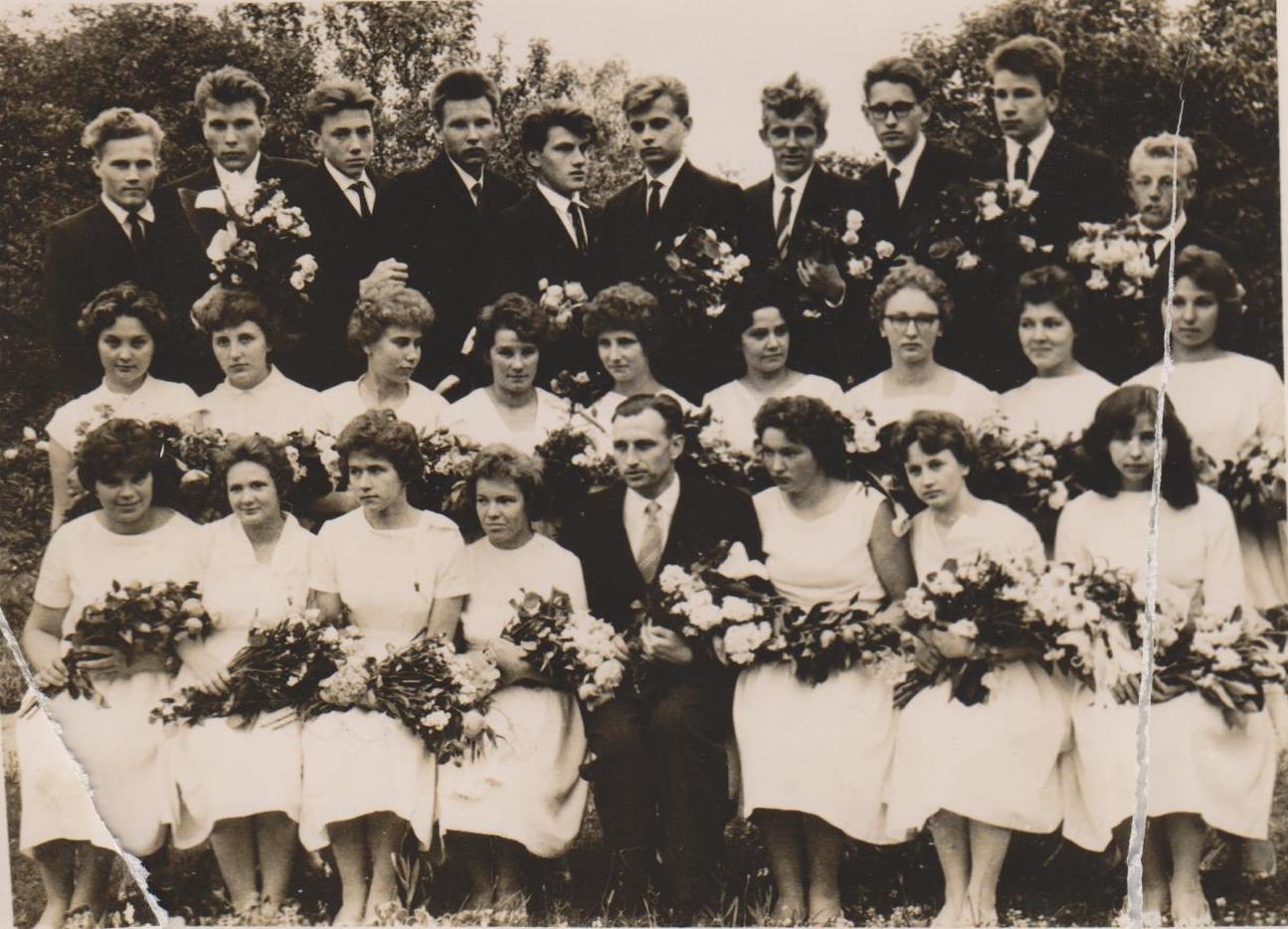 1962.g. kl.audz. Ilmārs Niedrītis