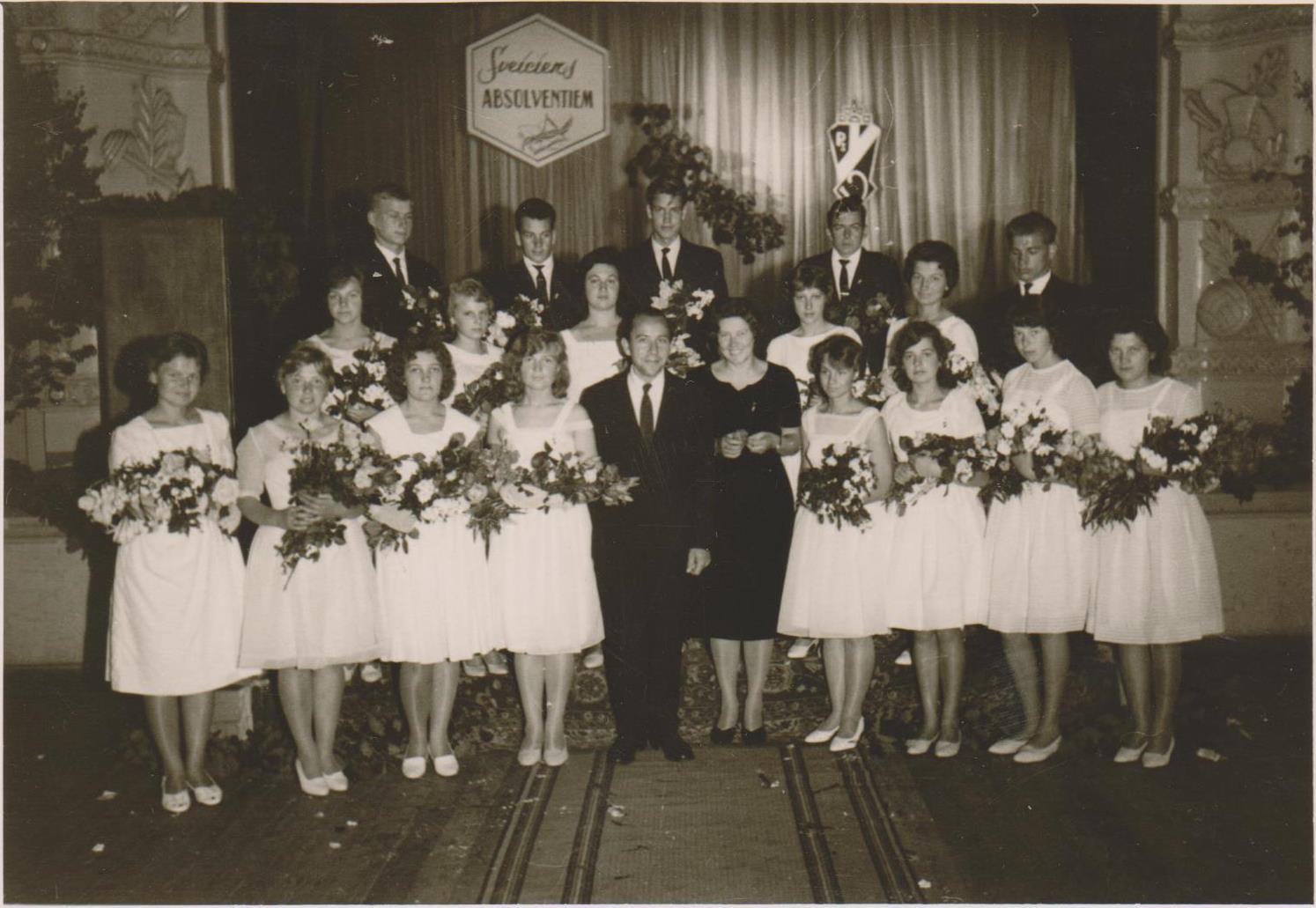 1963.gads kl.audz.Aina Avena