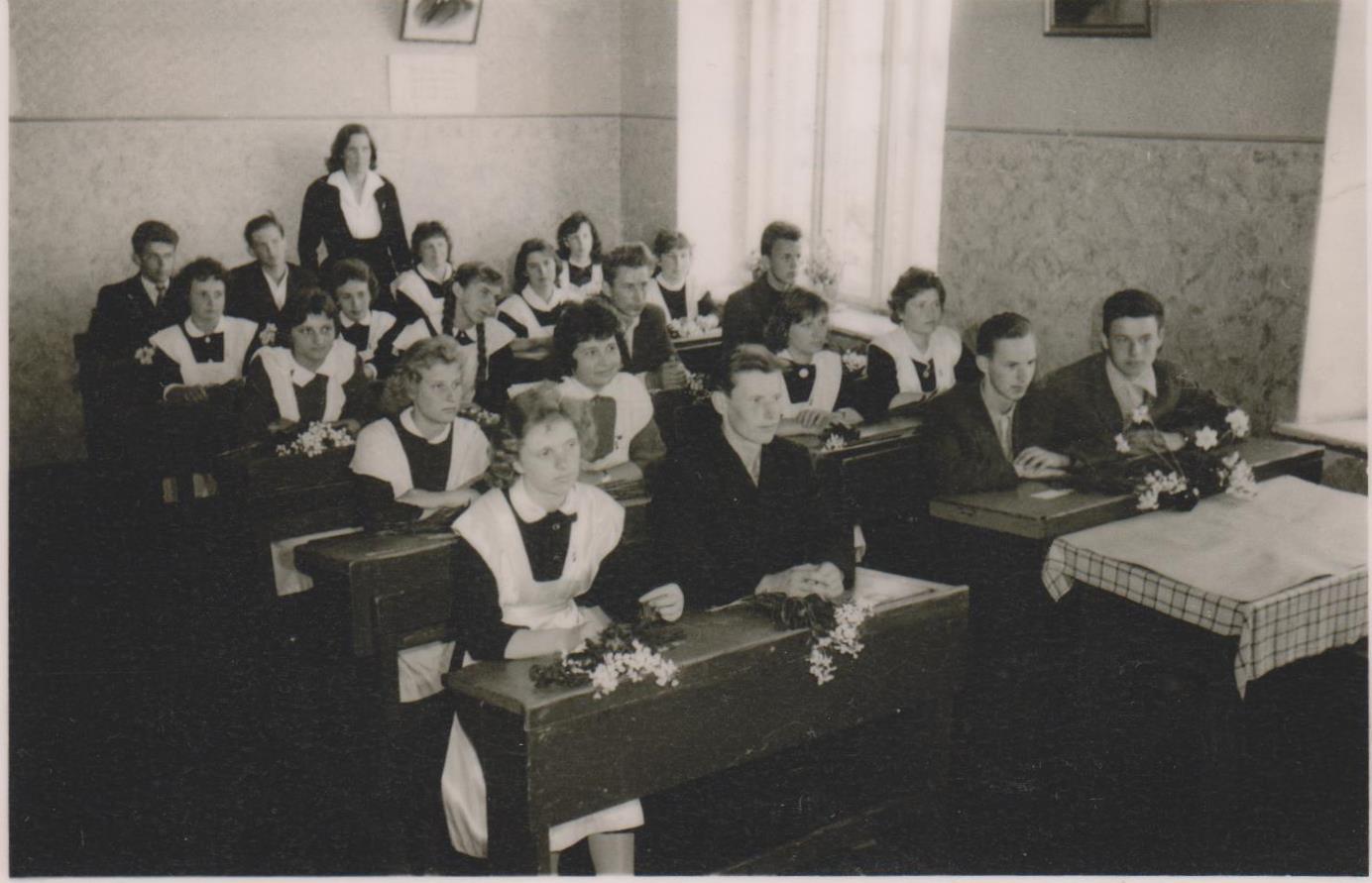 1963.gads kl.audz.Tija Stalšāne