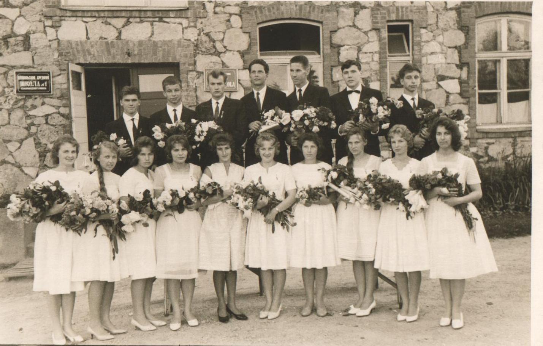 1964.gads kl.audz. Ārija Auziņa