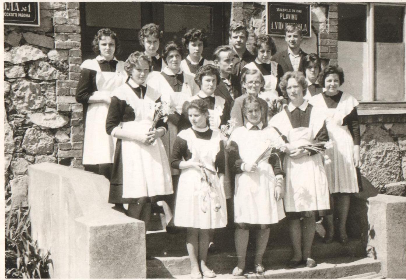 1964.gads kl.audz. Zigrīda Celmiņa