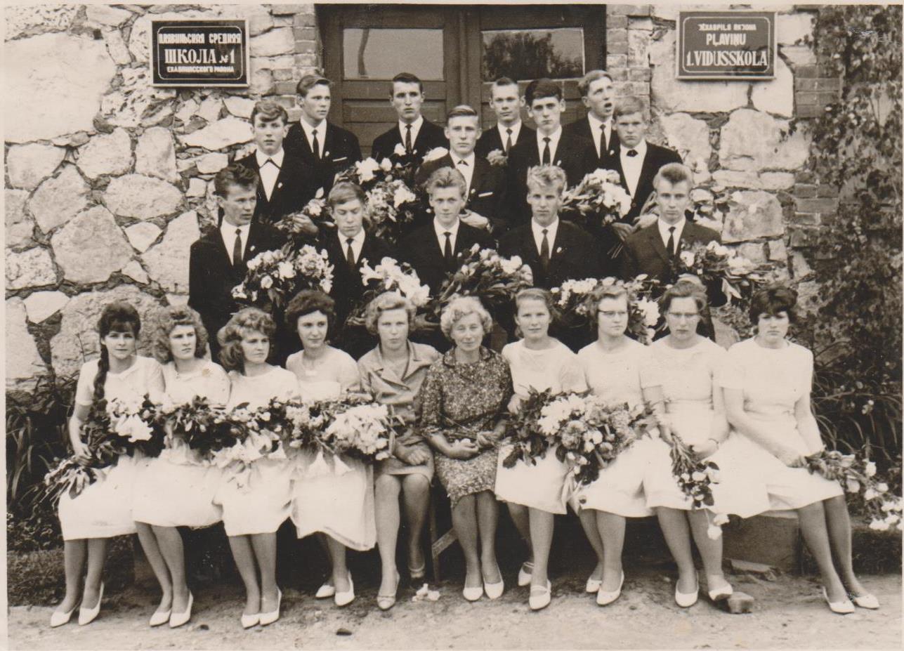 1965.gads kl.audz.Ranta Knauere