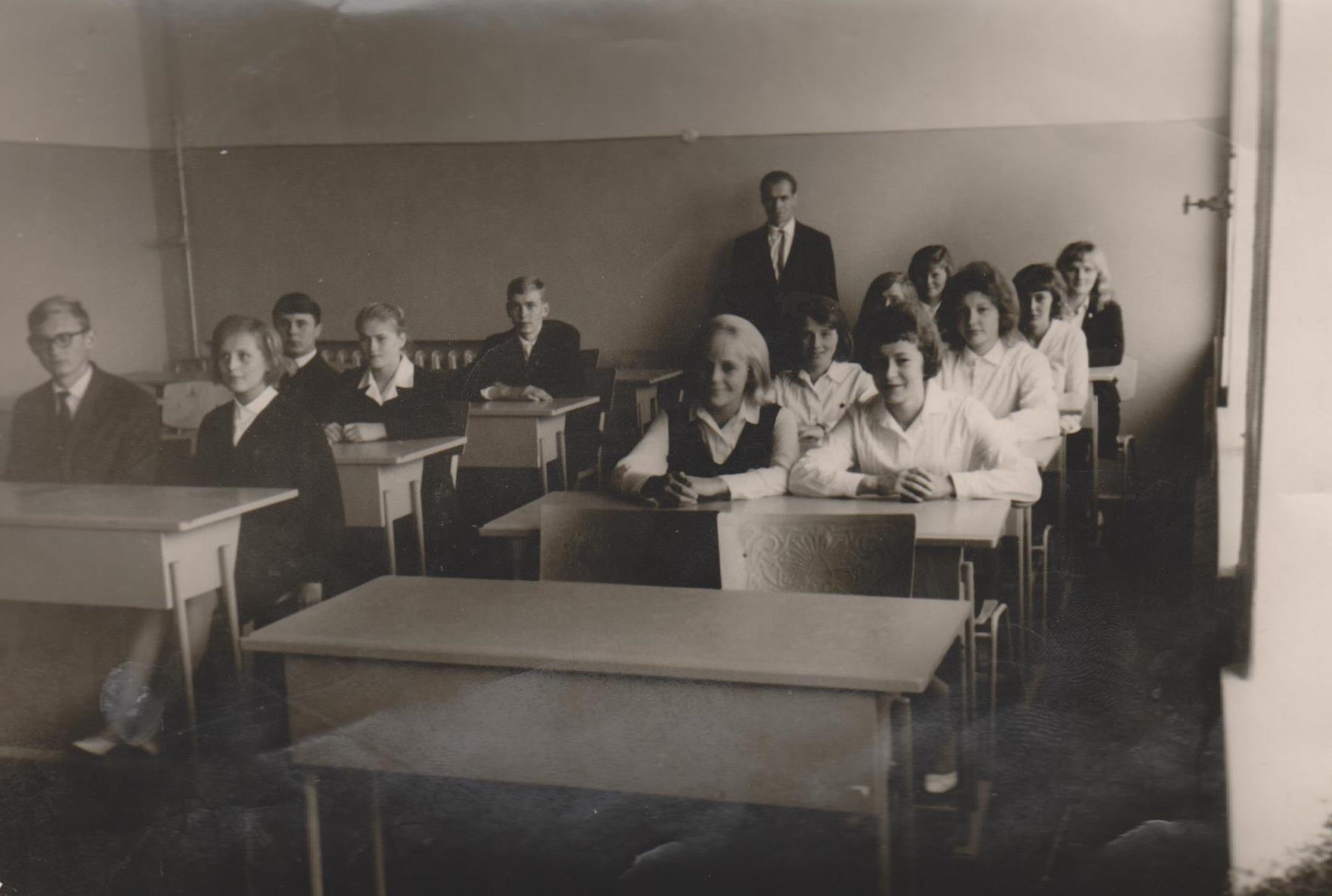 1967.gads kl.audz. Jānis Smilgdrīvs