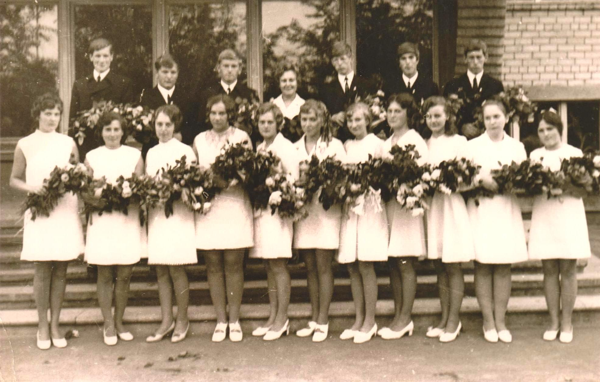1971.gads kl.audz. Staņislava Kalniņa
