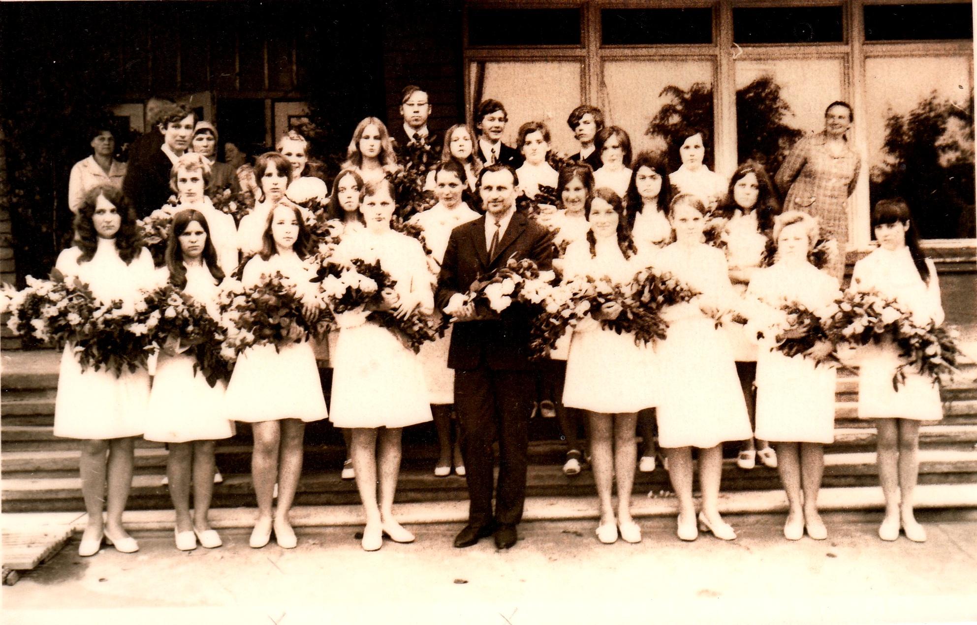 1972.gads 11.kl I.Niedrītis
