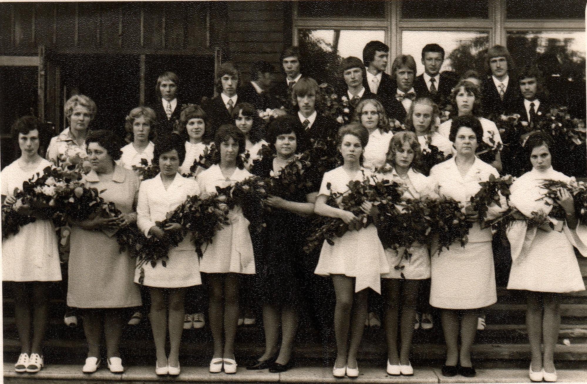1975.gads 11.kl Zoja Dubkeviča