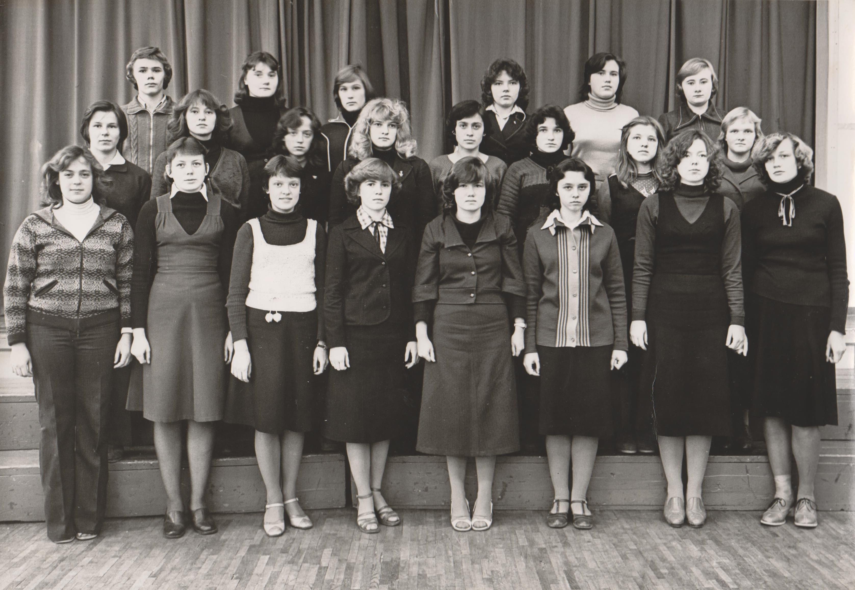 1980.gads kl.audz.Ilga Morozova