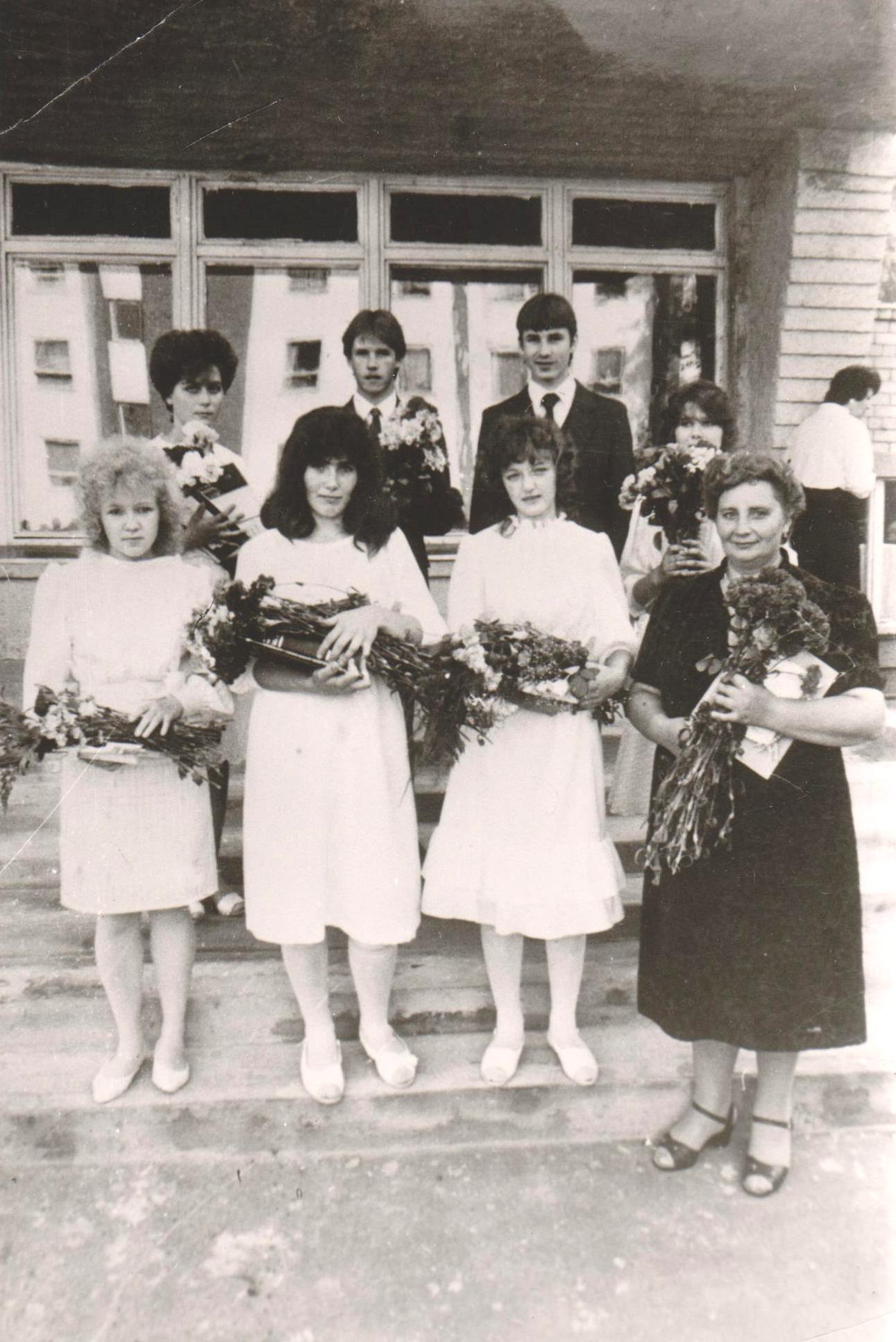 1988.gads kl.audz. Taisa Maksimova