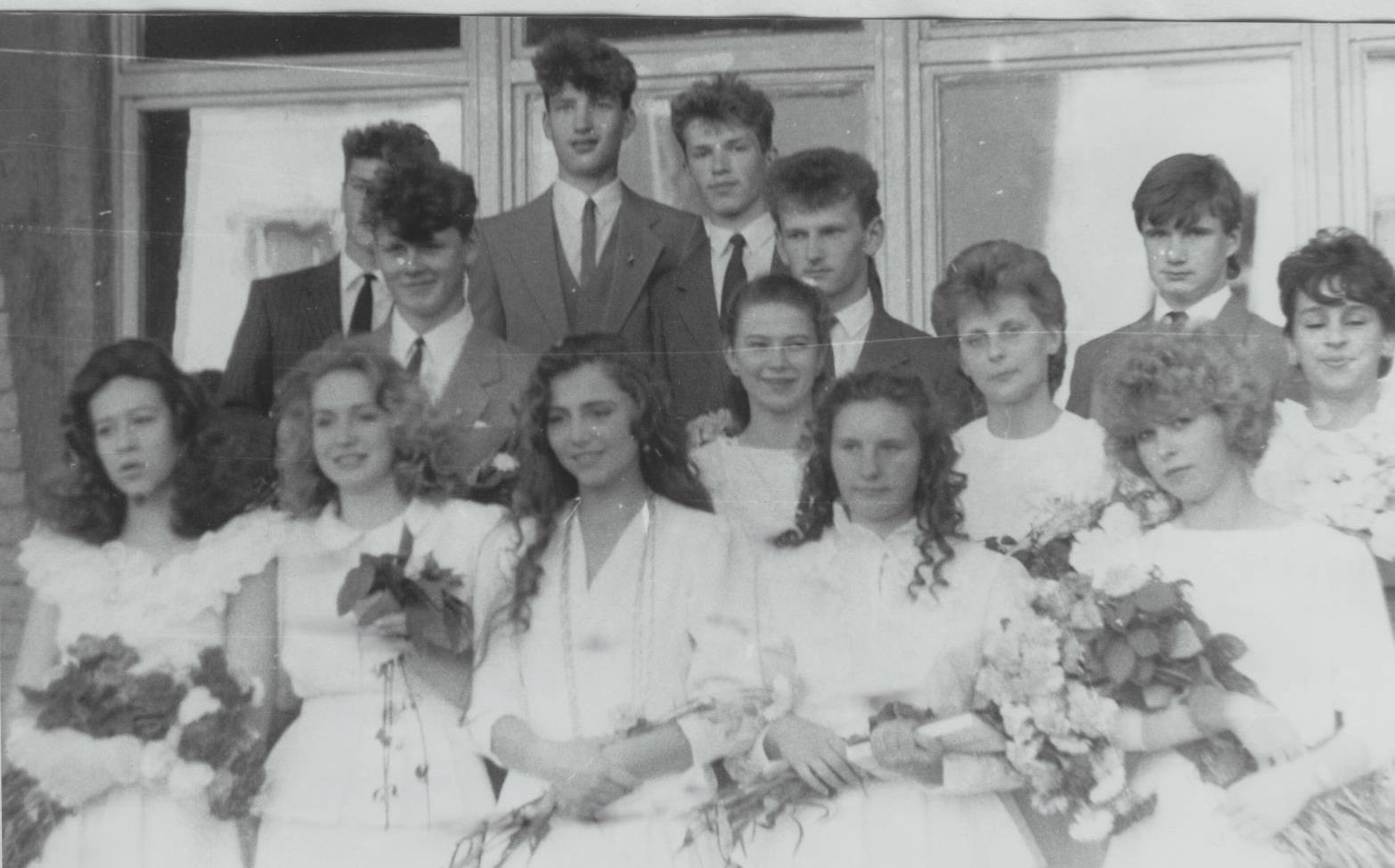 1990.gads kl.audz. Ludmila Artemjeva