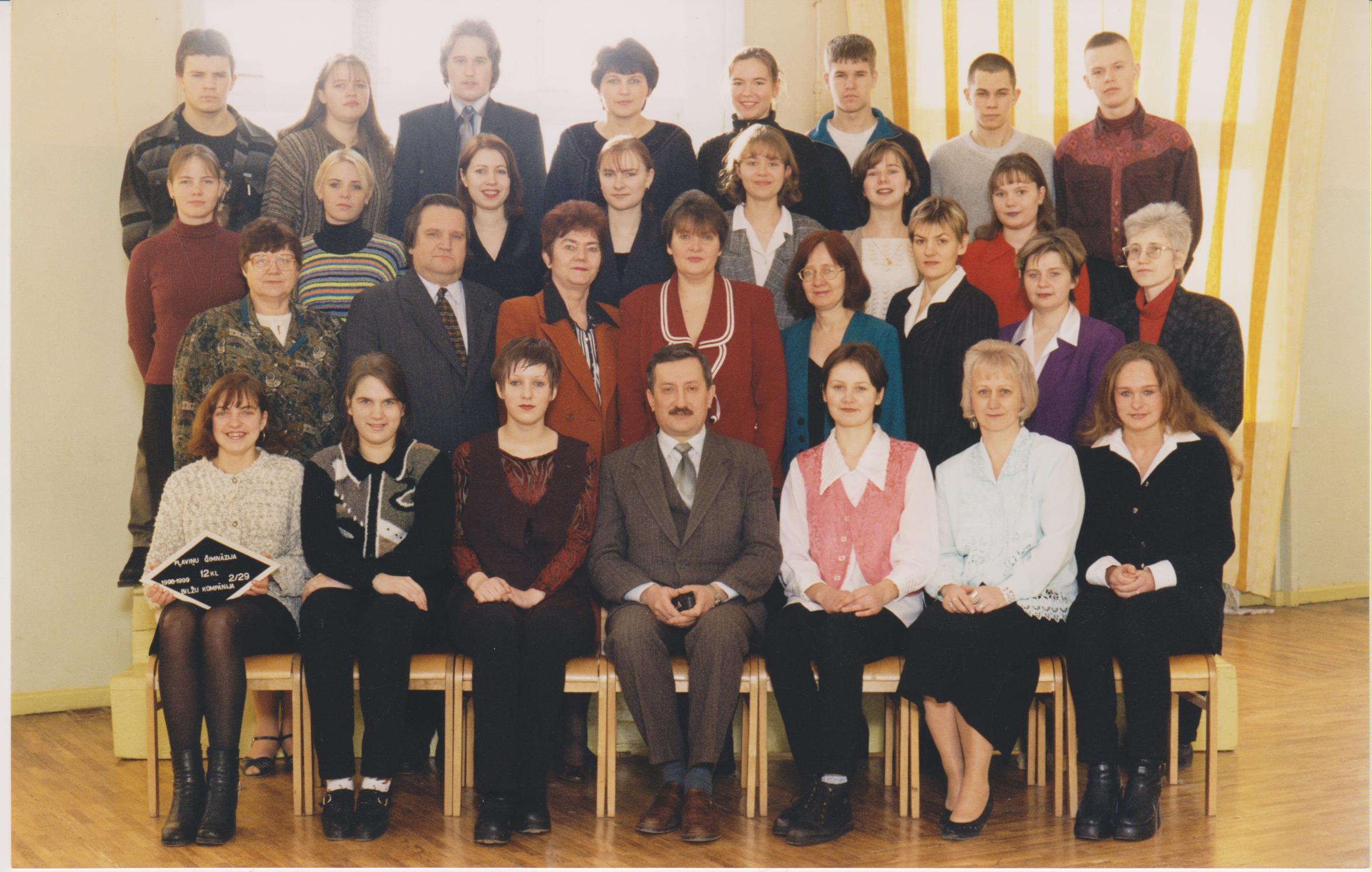 1999.gads kl.audz Vija Miķelsone