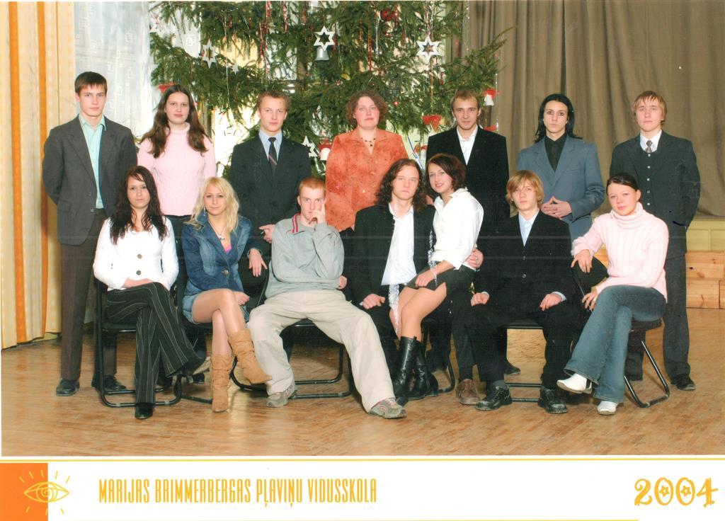 2006.gads kl.audz. Mārīte Skrabutena