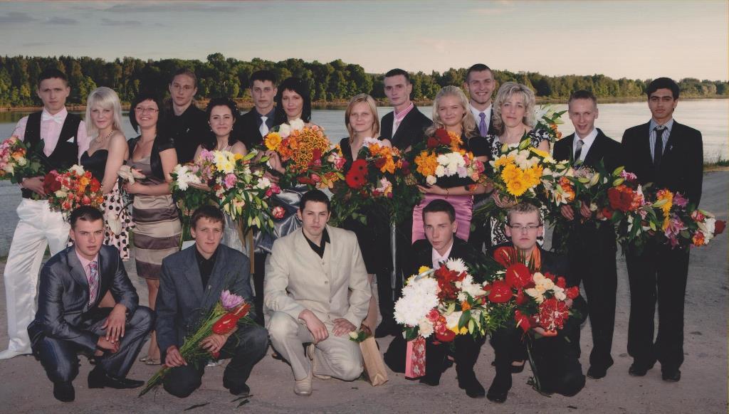 2010.gads 12.a klase audz.Evita Valdberga