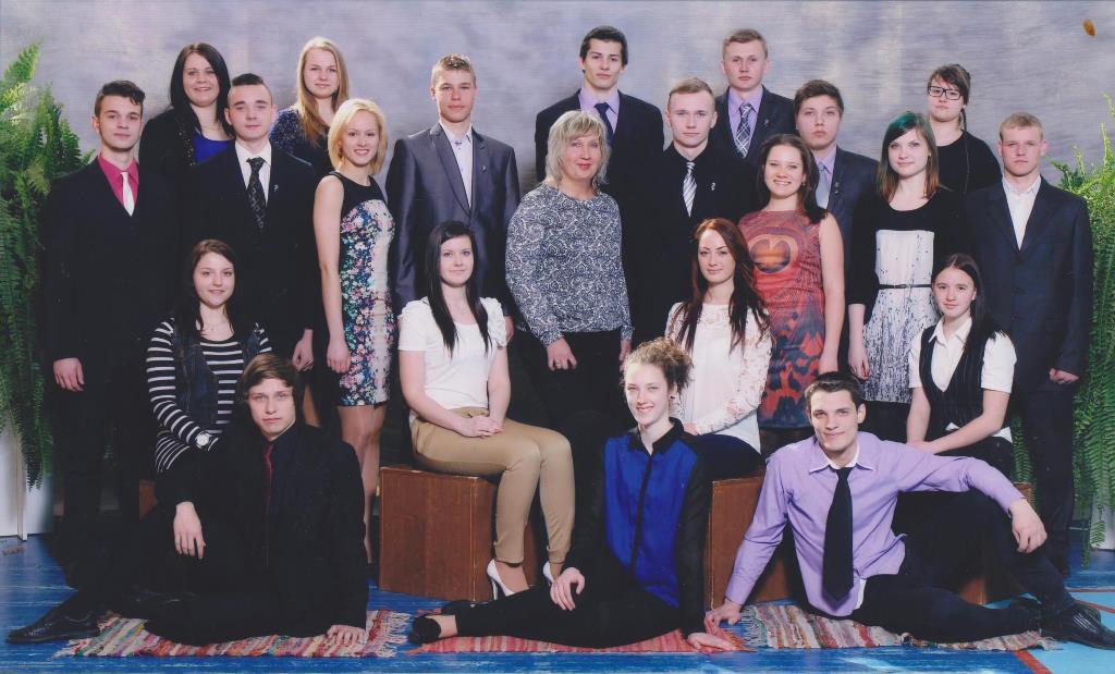 2014.gada 12.klase - audz.Silga Stučka