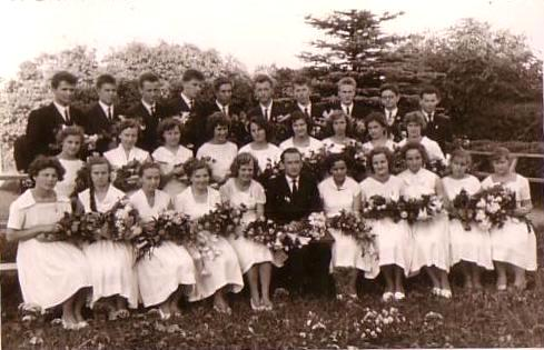 Izlaidums 1961.kl.audz..Ēriks Blūmentāls