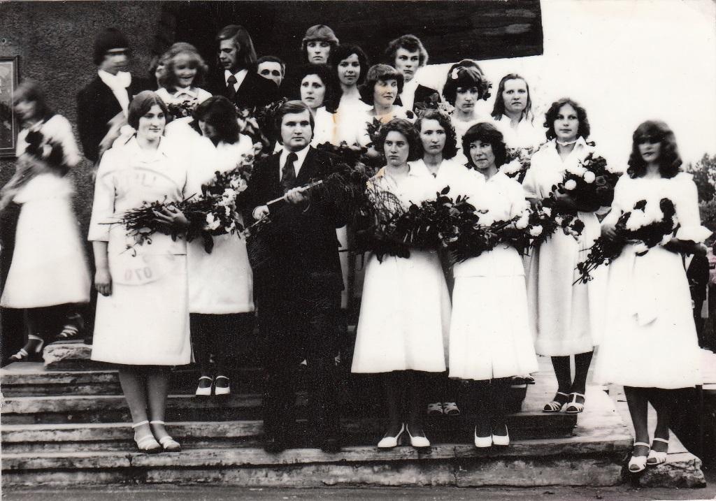 1979.gads audz. Māris Siliņš