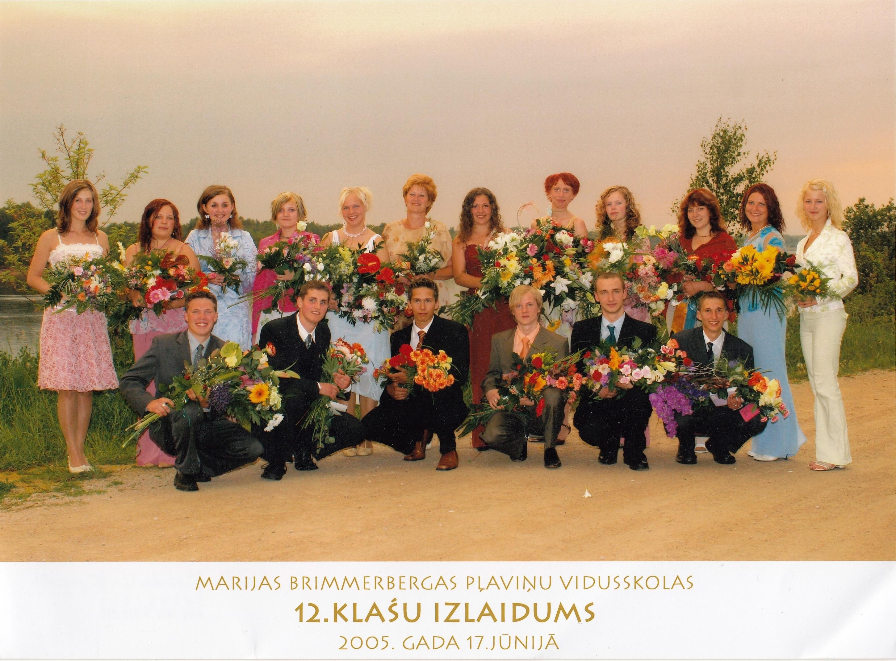 2005.gads 12.kl. I.Morozova