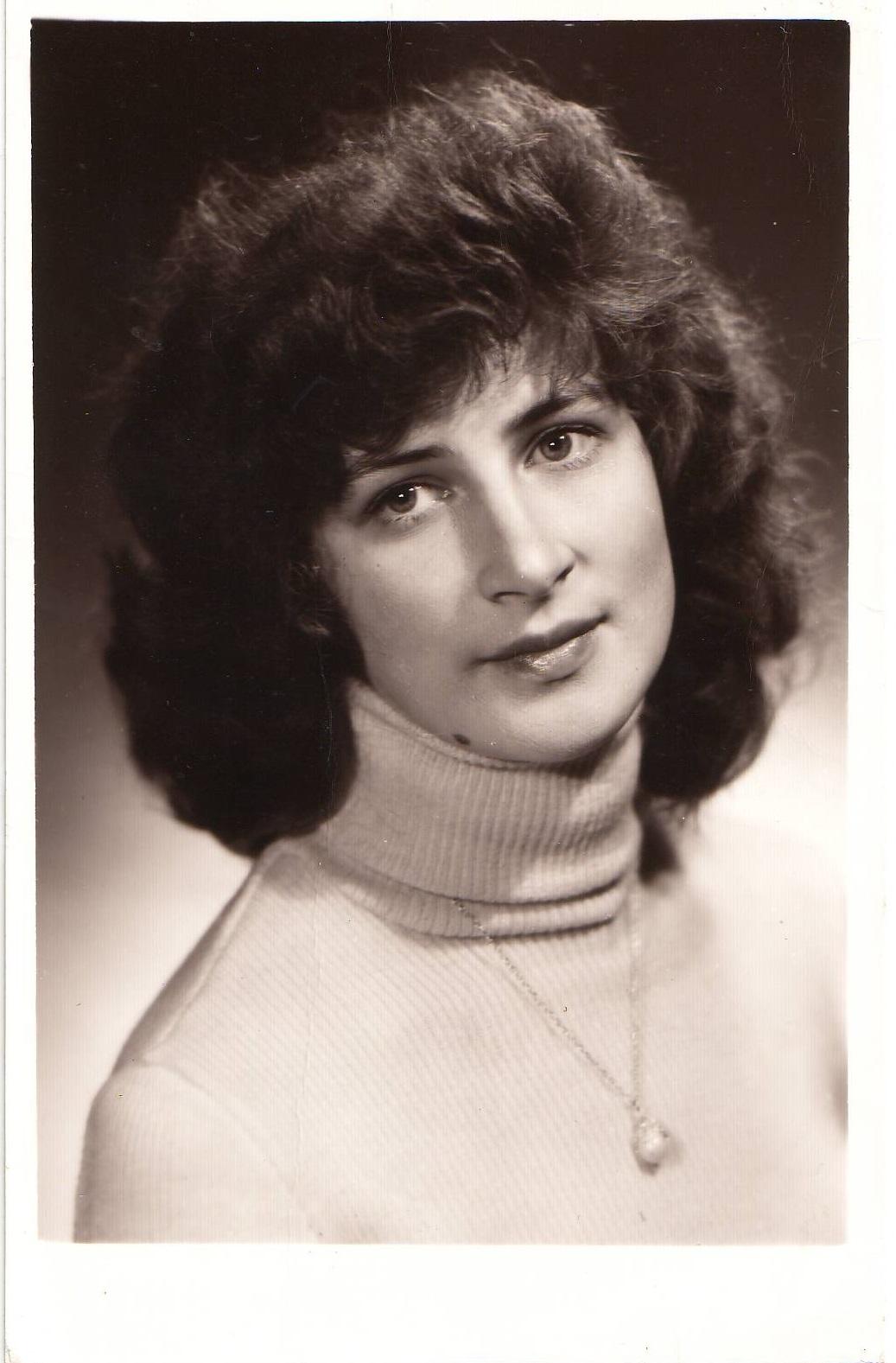 Anita Seikovska 1983