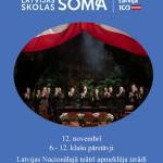 Tiksanās vieta – Rigas pilsetas II teatris