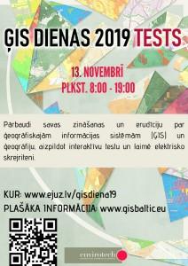 GIS_dienas_plakats