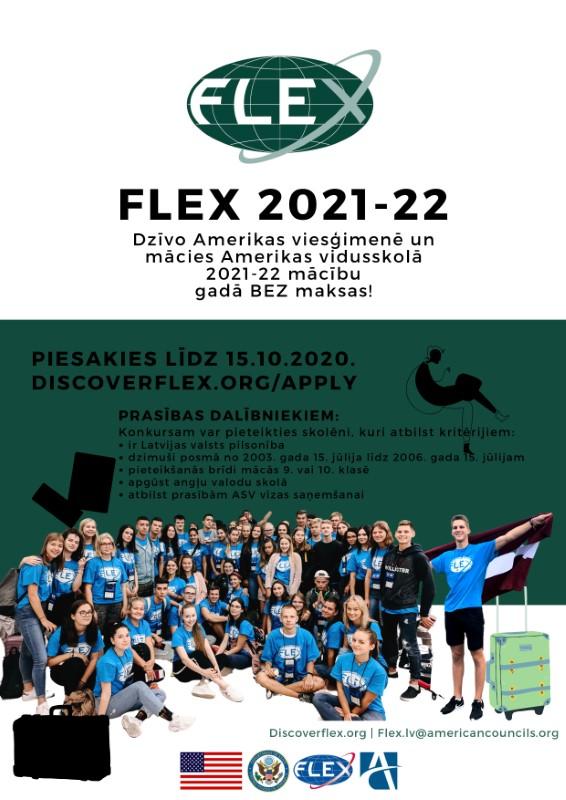 FLEX 2021-22 macibu gads
