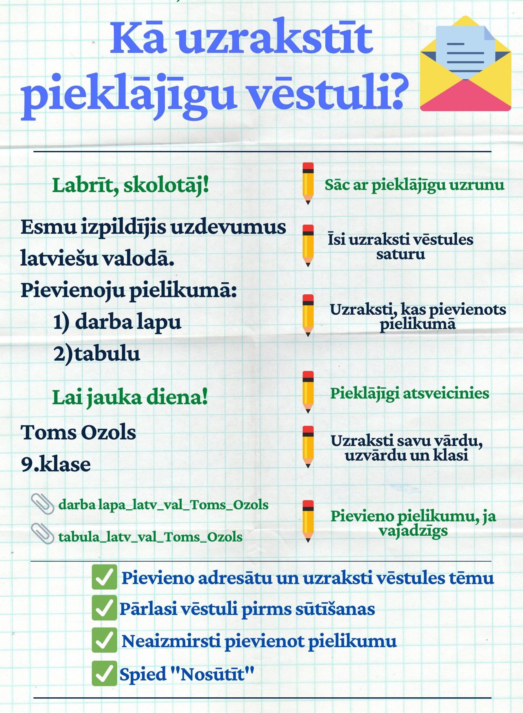 vestules_rakstisana